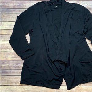 Style & Co Draped Cardigan